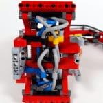 LEGO 42023 Mercedes-Benz Arocs B-Modell - Bauabschnitt Ladekran 02