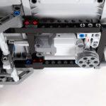 LEGO 42023 Mercedes-Benz Arocs B-Modell - Detail Kupplung