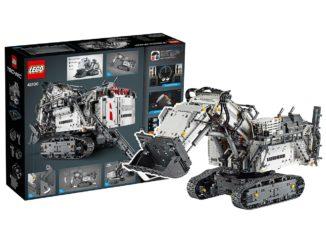 LEGO 42100 Liebherr R9800 Excavator