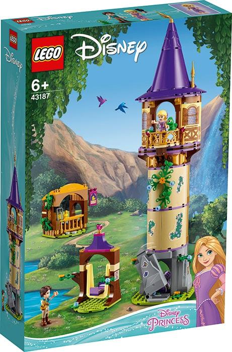 LEGO 43187 Rapunzels Turm1