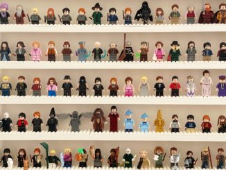 LEGO 71028 Harry Potter Minifiguren Serie 2