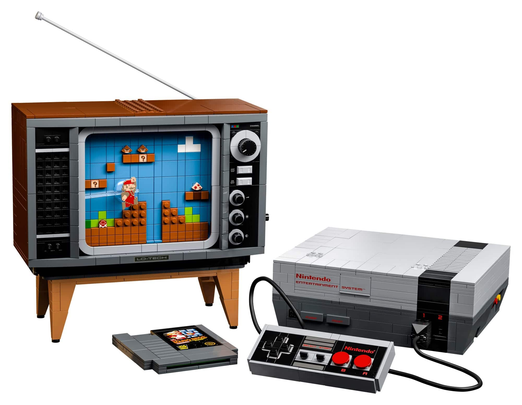 LEGO 71374 LEGO Super Mario Nintendo Entertainment System 1