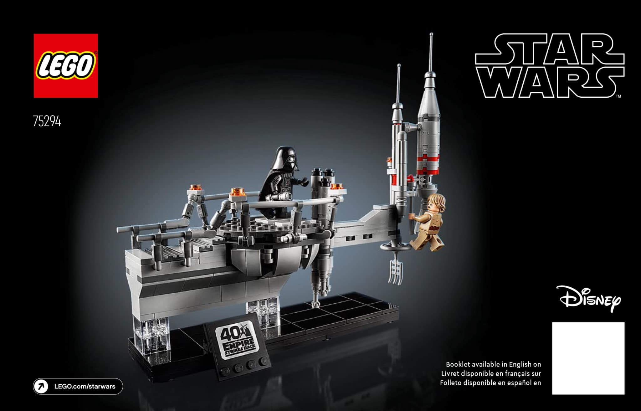 LEGO 75294 Bespin Duell