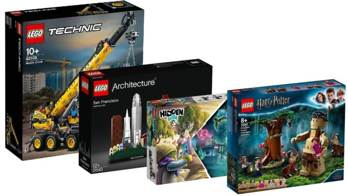 LEGO Angebote Amazon Alternate