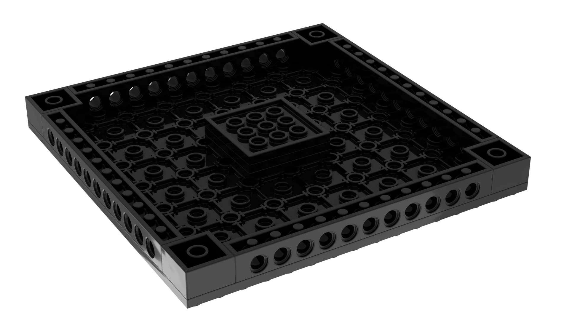 LEGO Art 16x16 Baseplate