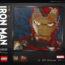 LEGO Art 31199 Iron Man (1)