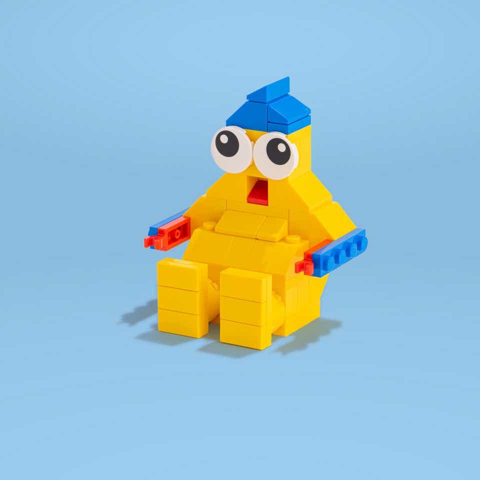 LEGO Big Eyes