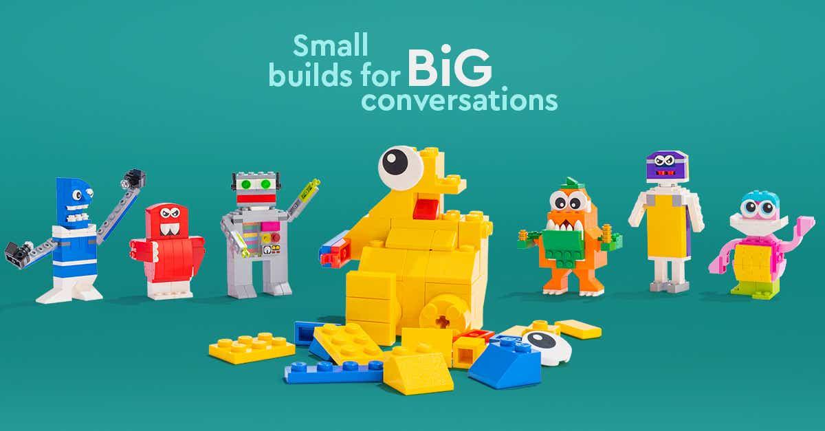 LEGO Build And Talk Initiative
