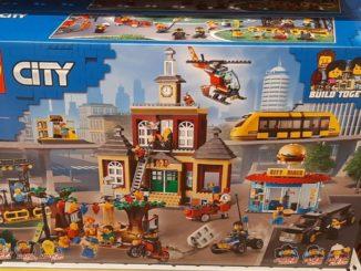 LEGO City 60271 Main Square: Erstes Bild aufgetaucht