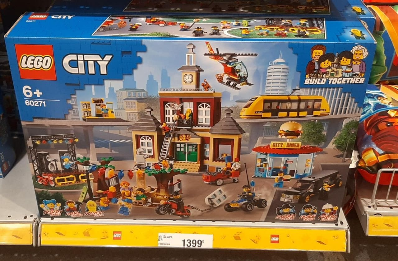 LEGO City 60271 Main Square