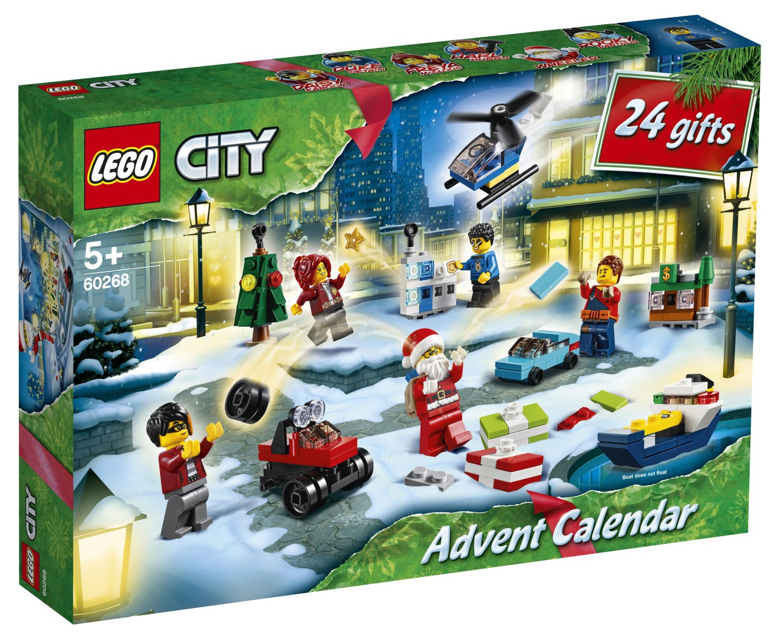 LEGO City Adventskalender 2020 60268 (1)