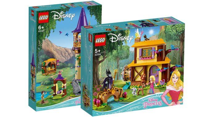 LEGO Disney Princess September 2020