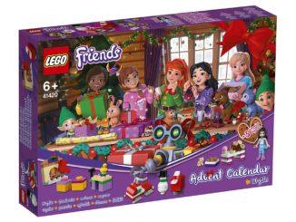LEGO Friends Adventskalender 2020 41420 1
