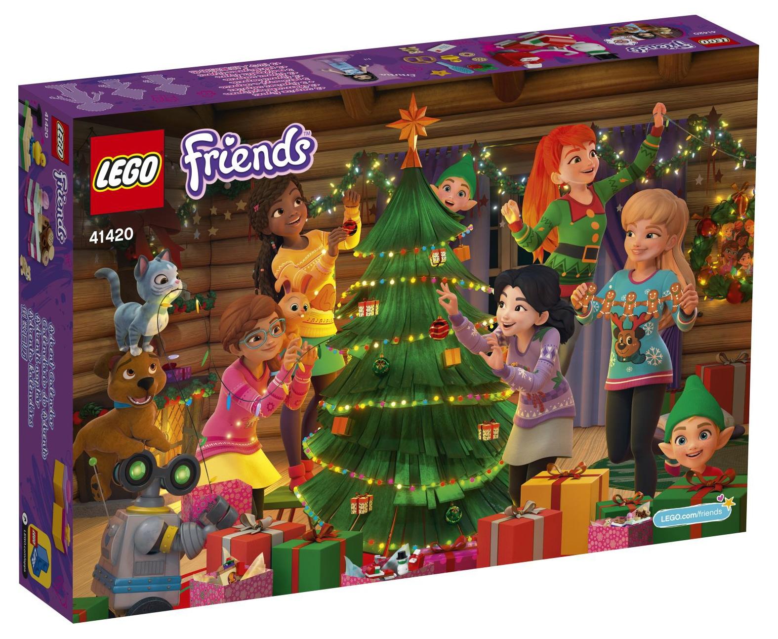 LEGO Friends Adventskalender 2020 41420 (3)