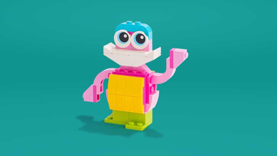 LEGO Giggler