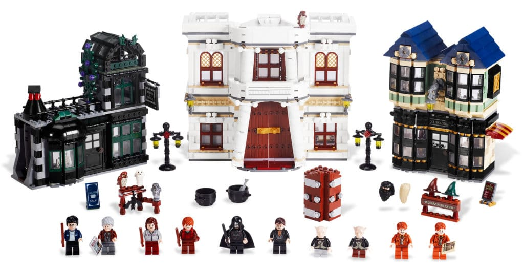 LEGO Harry Potter 10217 Winkelgasse