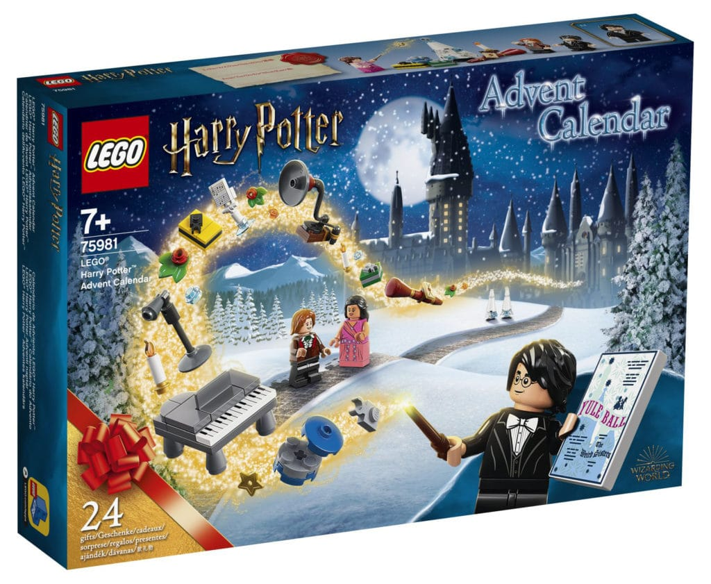 LEGO Harry Potter Adventskalender 2020 (75981)
