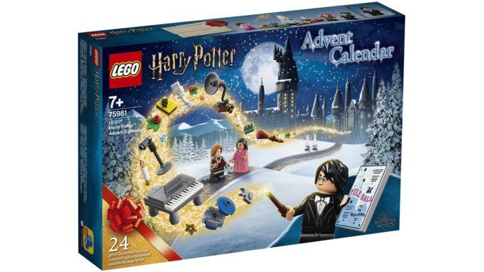 LEGO Harry Potter Adventskalender 2020 (75981)