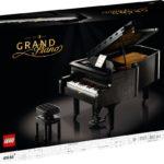 LEGO Ideas 21323 Grand Piano Box Vorne