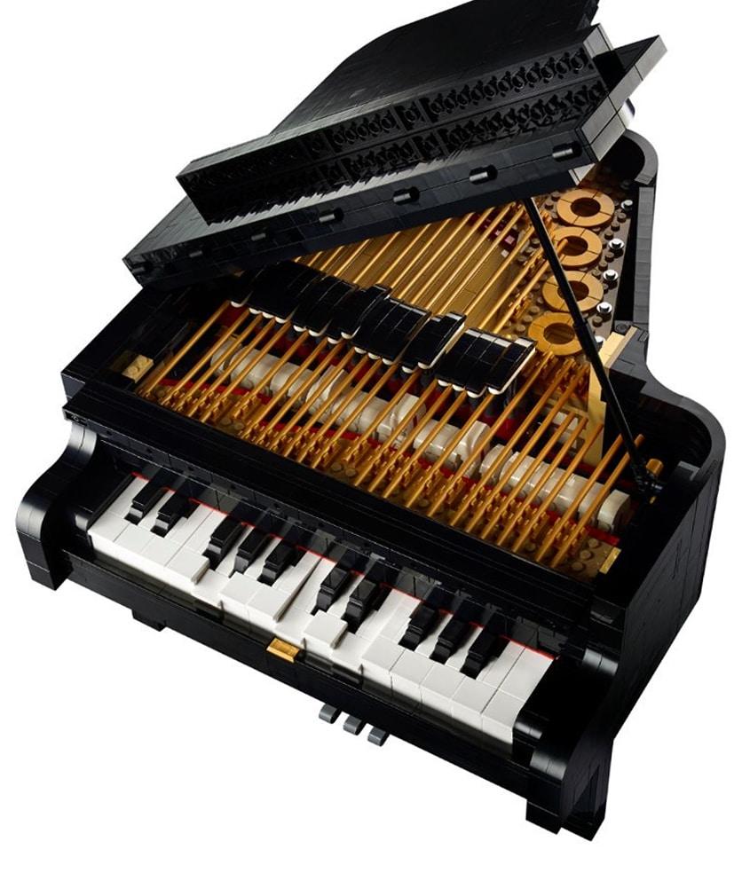 LEGO Ideas 21323 Grand Piano Mit Tasten