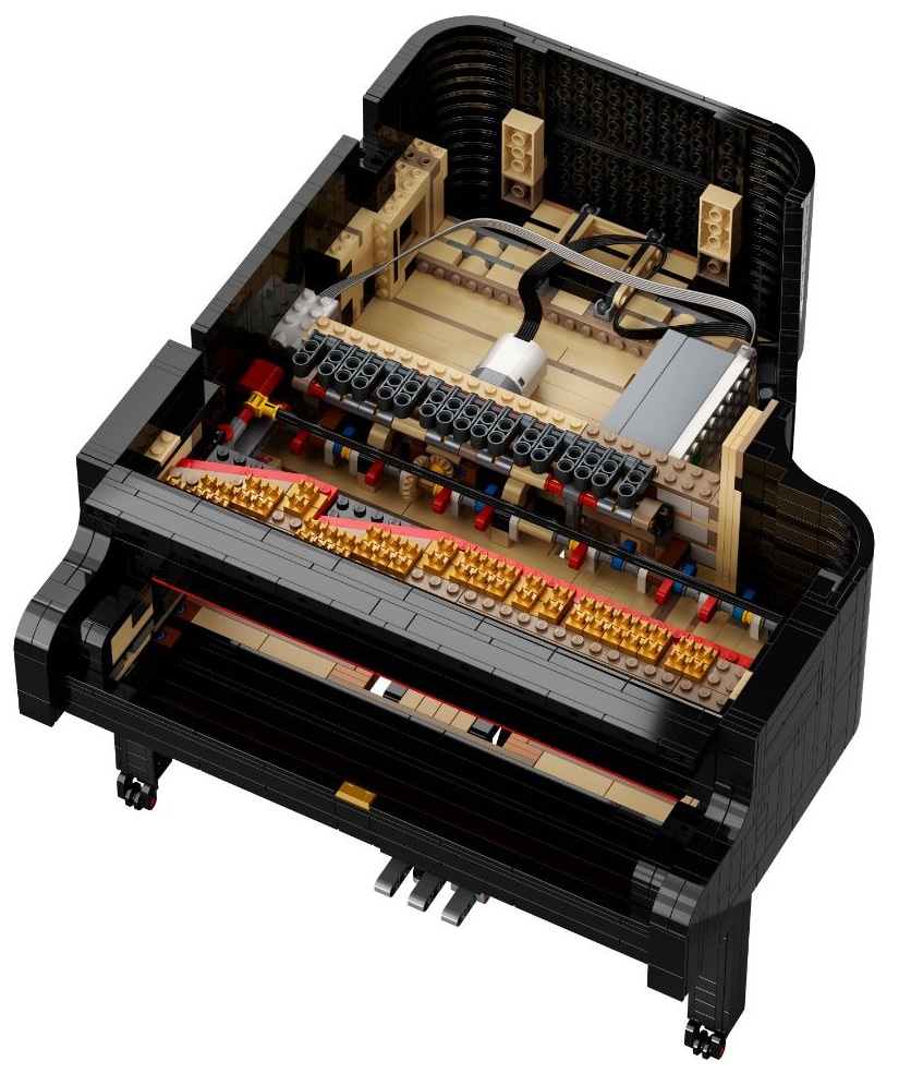 LEGO Ideas 21323 Grand Piano Ohne Tasten
