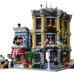 LEGO Ideas Brick Town Police Station (1)
