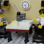 LEGO Ideas Brick Town Police Station (11)