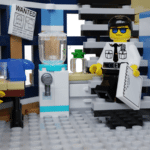 LEGO Ideas Brick Town Police Station (12)