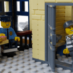 LEGO Ideas Brick Town Police Station (14)