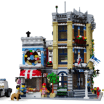 LEGO Ideas Brick Town Police Station (2)