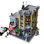 LEGO Ideas Brick Town Police Station (3)