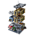 LEGO Ideas Brick Town Police Station (5)