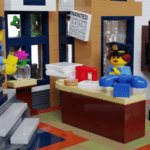 LEGO Ideas Brick Town Police Station (9)