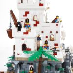 LEGO Ideas Fortress Imperial Army (7)