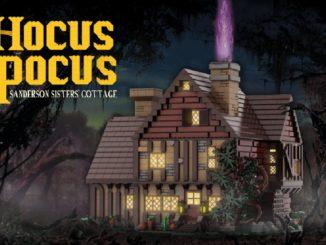 LEGO Ideas Hocus Pocus
