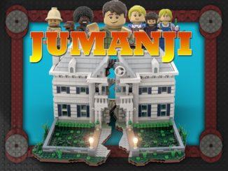 LEGO Ideas Jumanji Of 1995 (1)