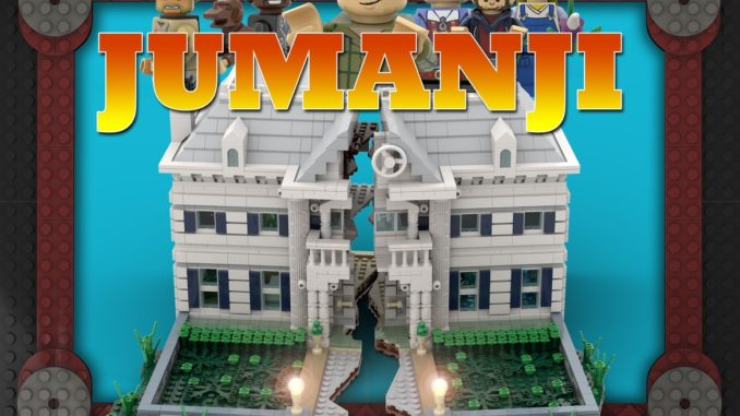 LEGO Ideas Jumanji Of 1995 (1)