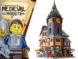 LEGO Ideas Medieval Markets (1)