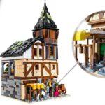 LEGO Ideas Medieval Markets (5)
