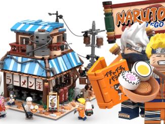 LEGO Ideas Naruto Ichiraku Ramen Shop (1)