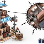 LEGO Ideas Naruto Ichiraku Ramen Shop (10)