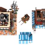 LEGO Ideas Naruto Ichiraku Ramen Shop (11)