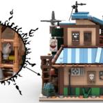 LEGO Ideas Naruto Ichiraku Ramen Shop (12)