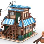 LEGO Ideas Naruto Ichiraku Ramen Shop (13)