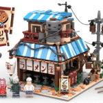 LEGO Ideas Naruto Ichiraku Ramen Shop (2)