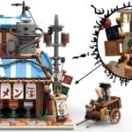 LEGO Ideas Naruto Ichiraku Ramen Shop (5)