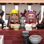 LEGO Ideas Naruto Ichiraku Ramen Shop (8)
