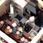 LEGO Ideas Naruto Ichiraku Ramen Shop (9)