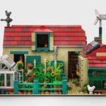 LEGO Ideas Nice Day At The Farm (10)