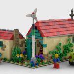 LEGO Ideas Nice Day At The Farm (5)